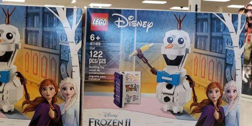 LEGO Disney Frozen 2 Olaf Building Kit Only $7.99 on Amazon (Regularly $15)