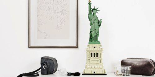 LEGO Statue of Liberty Building Kit Only $97 Shipped on Amazon (Regularly $120)