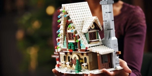 LEGO Creator Elf Club House Holiday Set Just $99.99 Shipped
