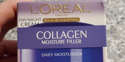 L'Oreal Face Moisturizer from $6 Each Shipped on Amazon