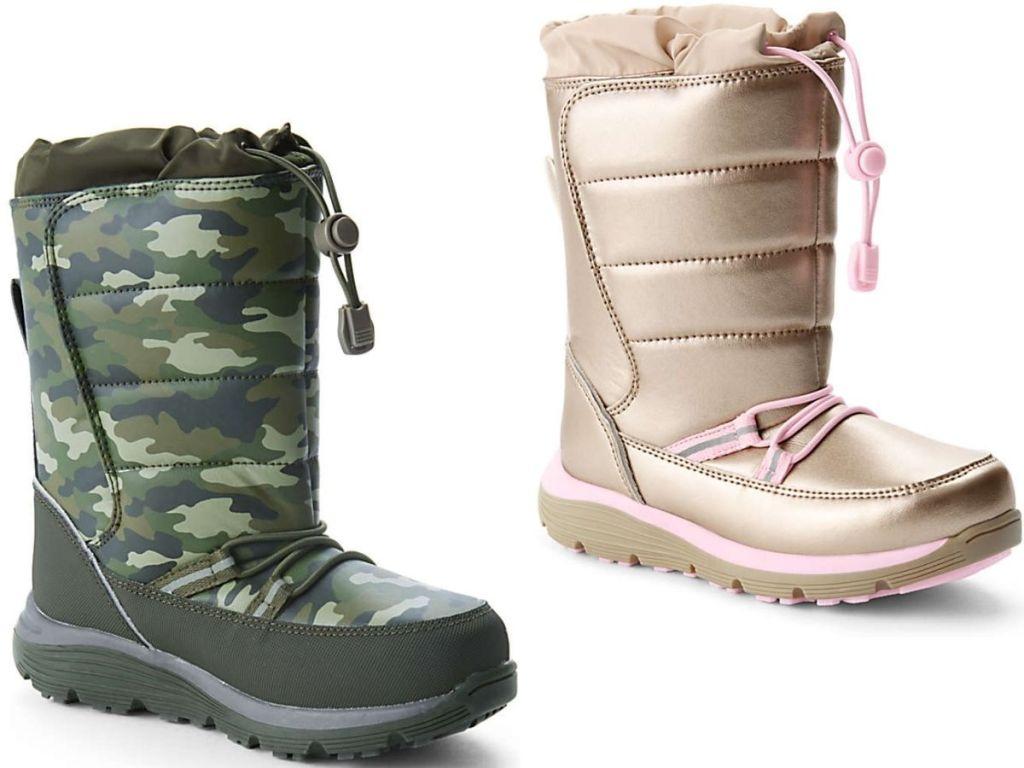 Kids Land's End Kids Snow Boots