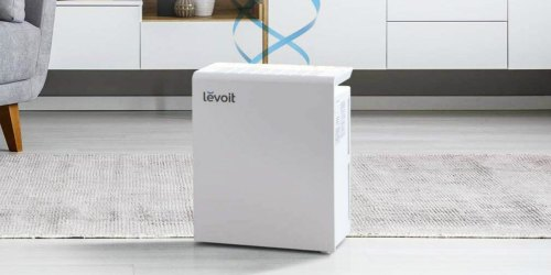 Levoit Air Purifier Just $119.99 Shipped (Regularly $180) | Filters Smoke, Pollen & More