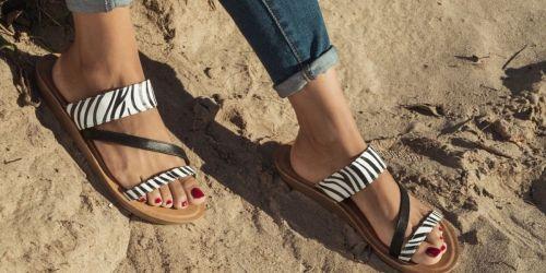 MUK LUKS Women's Dahlia Sandals Only $12.99 Shipped (Regularly $38)