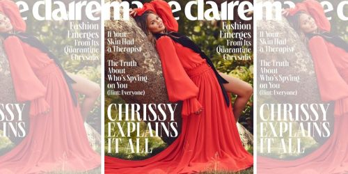 Complimentary 2-Year Marie Claire Magazine Subscription