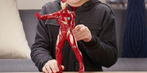 Marvel Avengers Endgame Repulsor Blast Iron Man Just $13.54 on Amazon (Regularly $30)