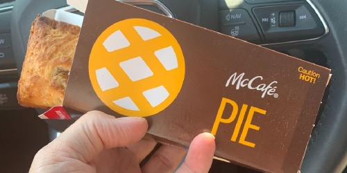 Limited Edition McDonald's Pumpkin & Creme Pie is Back & Here's How to Get it Free w/ $1 Purchase