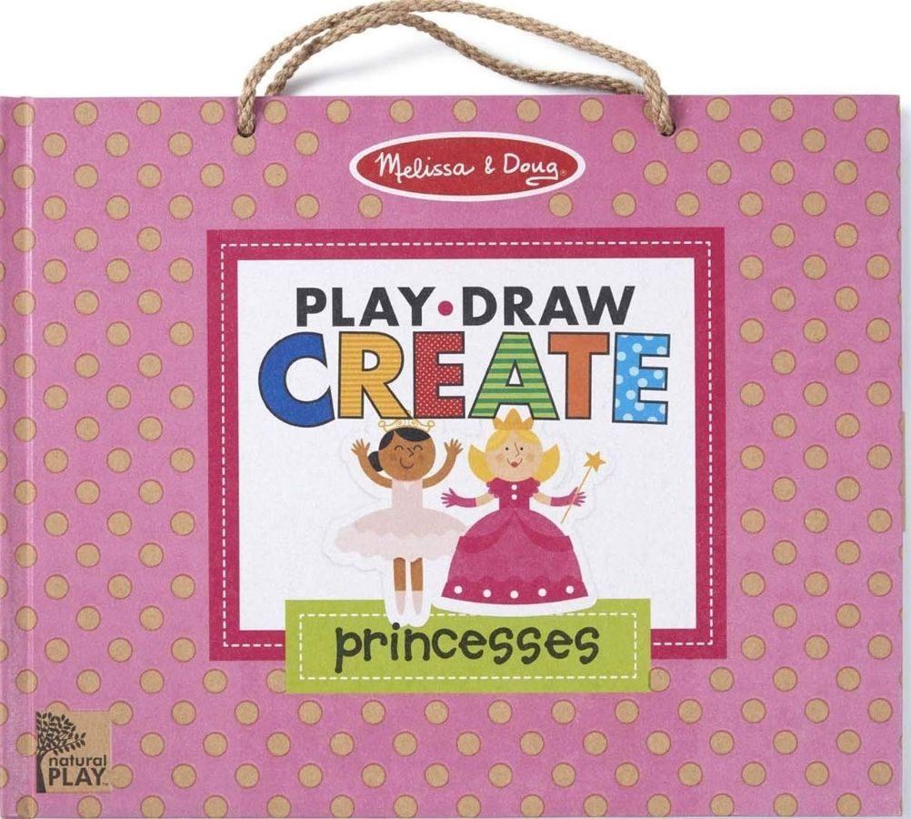 Play Draw & Create Princesses
