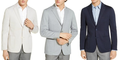 Up to 90% Off Men's Sport Coats on Macy's | Tommy Hilfiger, Calvin Klein, & More