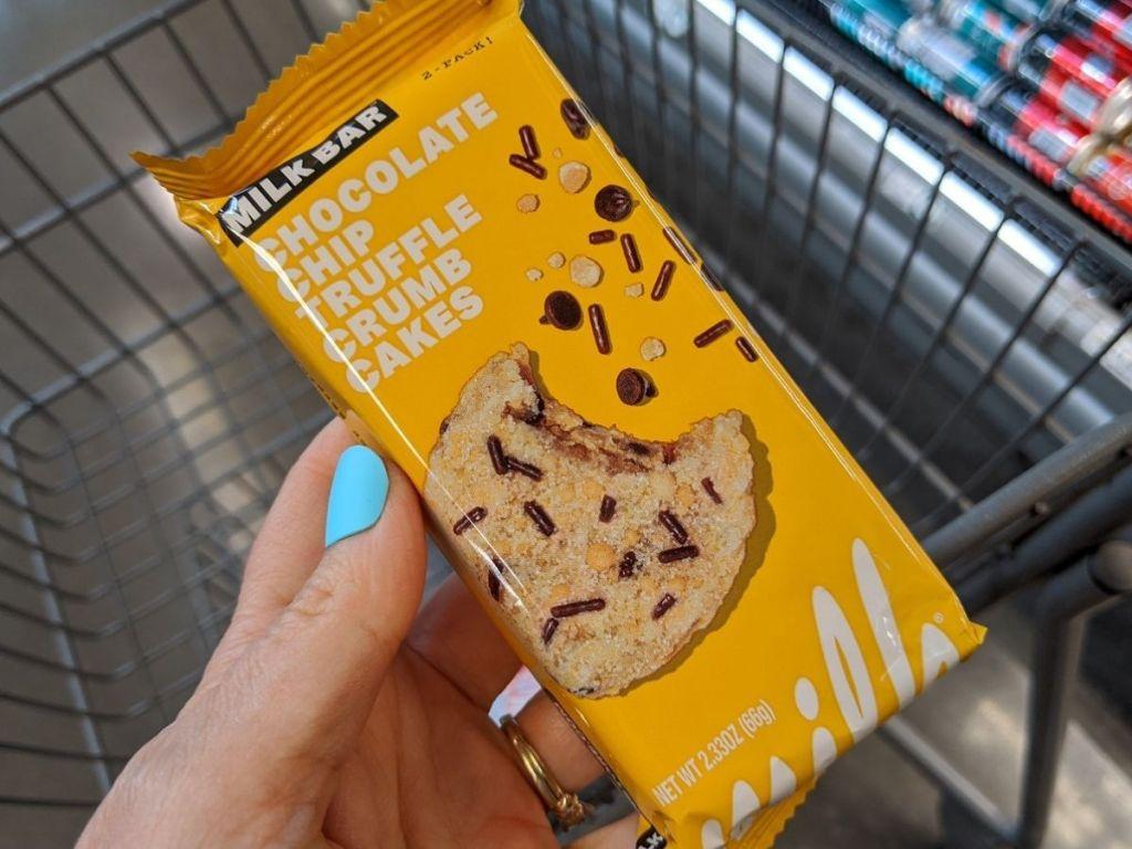 Milk Bar Chocolate Chip Truffle Crumb Cakes