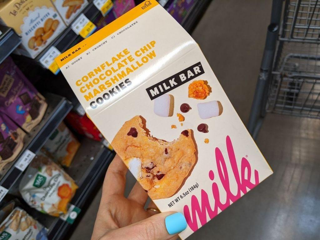 Milk Bar Cornflake Chocolate Chip Marshmallow Cookies