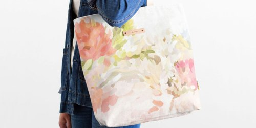 Personalized Tote Bags Just $29.95 Shipped | Designed By Independent Artists