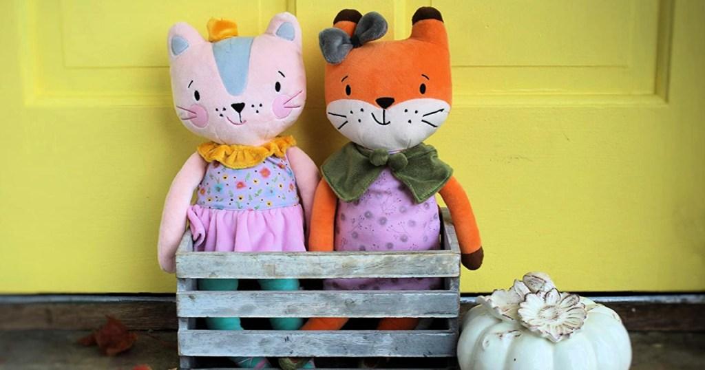 "My Petit Collection 16"" Plush Dolls"