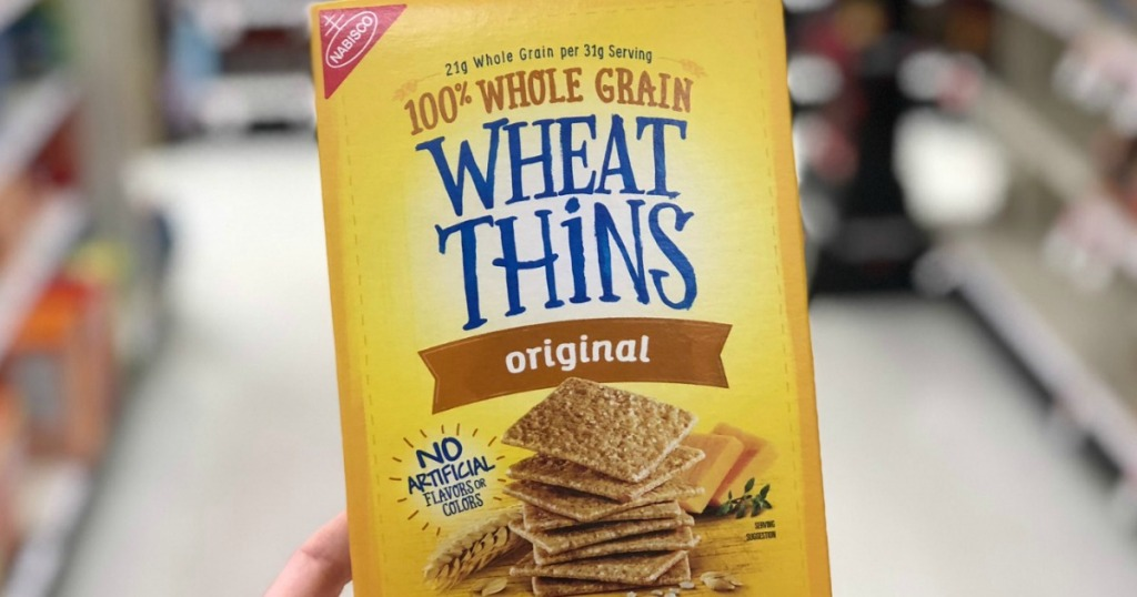 Original Wheat Thins Crackers