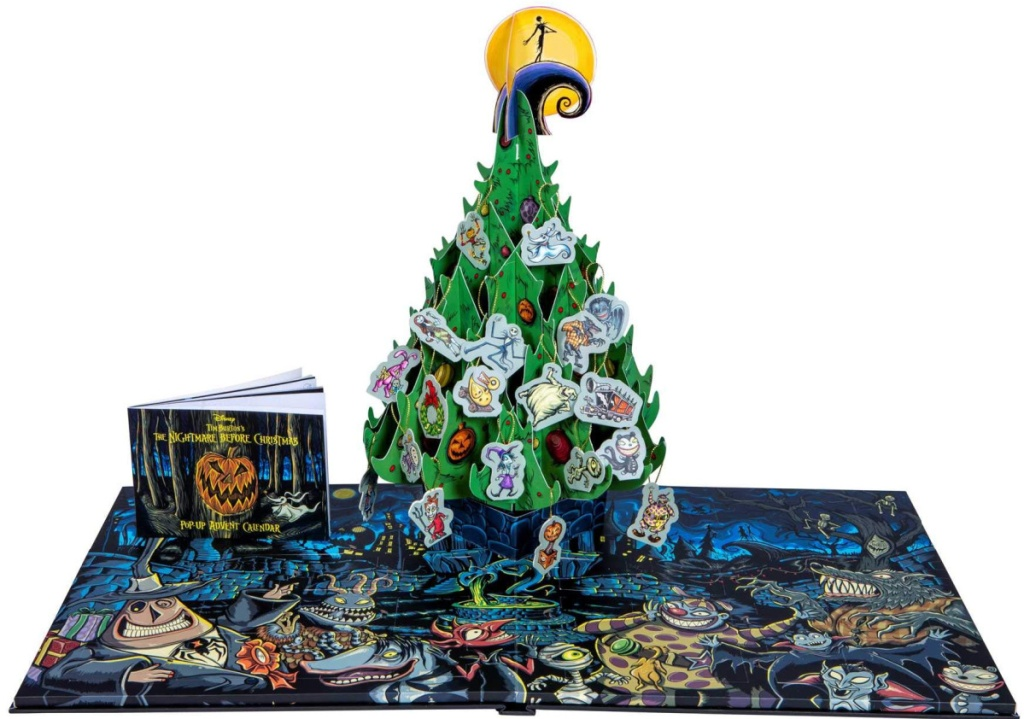 Nightmare Before Christmas Pop-Up Advent Calendar