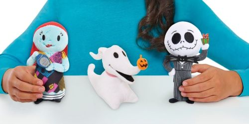 New Nightmare Before Christmas 3-Piece Plush Set Only $14.97 on Walmart.com