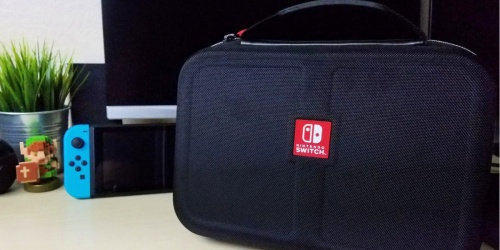 Nintendo Switch Deluxe System Case Only $18.89 on Target.com (Regularly $40)