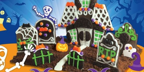 OREO Spooky Graveyard Cookie Kit Only $11.99 at Michaels (Regularly $20)