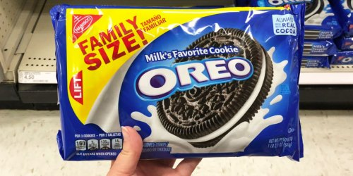 3 Oreo Family-Size Variety Packs from $8 Shipped on Amazon | Just $2.67 Each