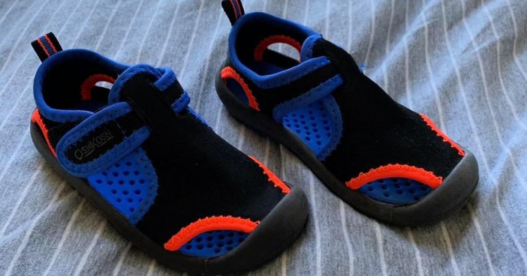 Osh Kosh Toddler Boy's Aquatic Water Shoe