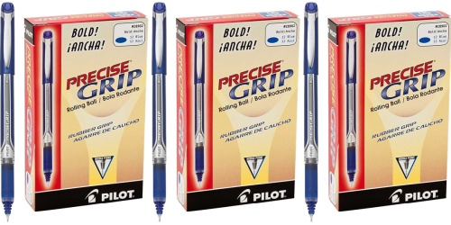 PILOT Rolling Ball Stick Pens 12-Pack Only $5.99 Shipped on Amazon (Regularly $16)