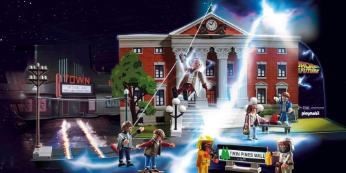 PLAYMOBIL Back to The Future Advent Calendar Available for Pre-Order on Amazon