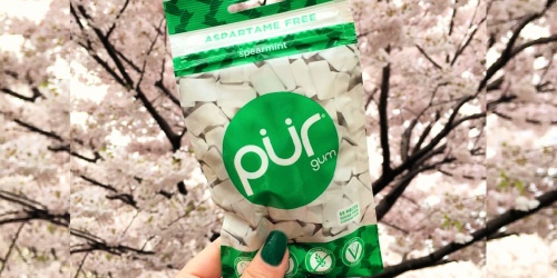 PUR Gum 55-Count Bag Only $2 Shipped on Amazon