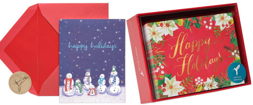 Papyrus Holiday Christmas Boxed Cards