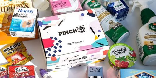 Free PINCHme Product Samples Live NOW!