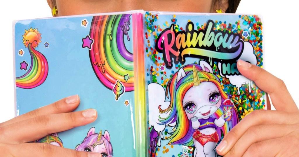 Poopsie Liquid Filled Journal