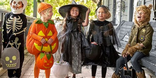 Up to 60% Off Pottery Barn Kids Halloween Costumes & Treat Bags