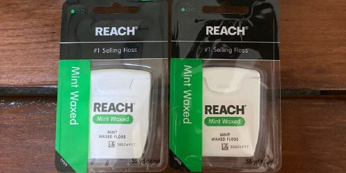 Reach Dental Floss Only 92¢ Shipped on Amazon | Cheap Subscribe & Save Filler Item
