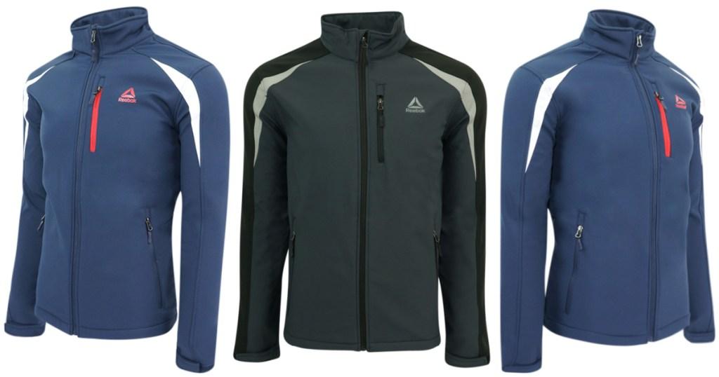 Reebok Men's Softshell Jacket