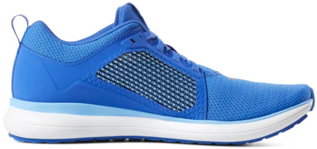 blue reebok women's running shoes