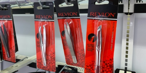 Revlon Tweezers Only $1.97 Shipped on Amazon | Awesome Reviews