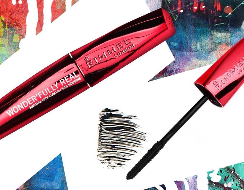 Rimmel mascara and wand