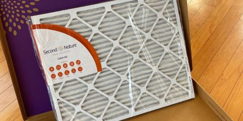 FREE First Shipment of Second Nature Air Filters (Includes Shipping!)