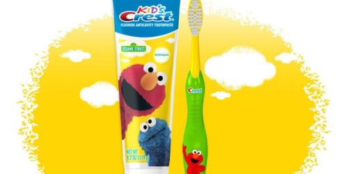 Kids Crest Toothbrushes Only 32¢ Each After Target Gift Card