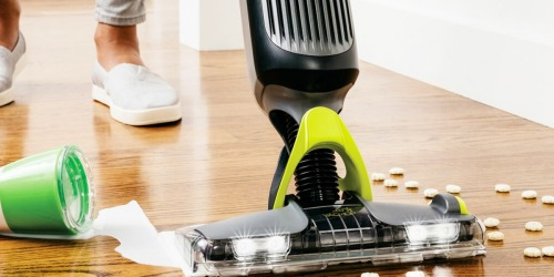 Shark Pro Cordless Vacuum Mop Just $69.99 Shipped on Amazon (Regularly $100) | Includes 10 Disposable Pads