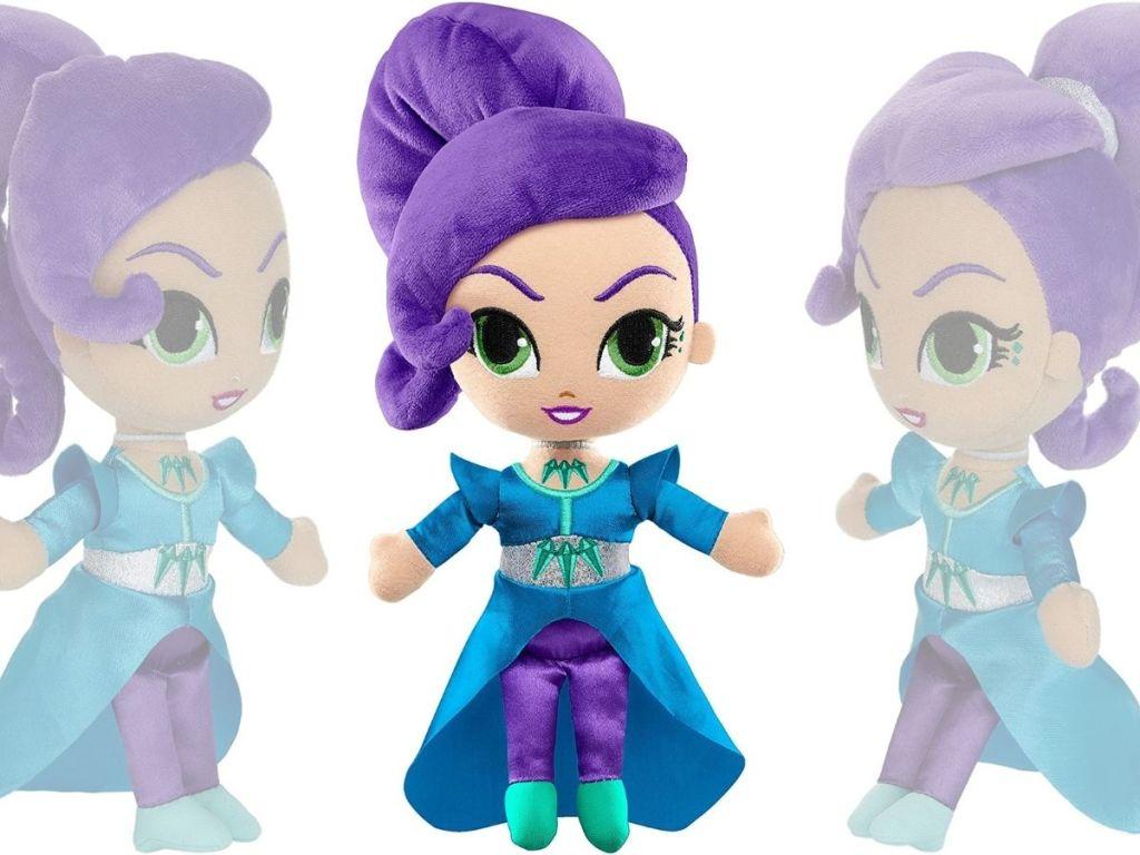 Shimmer & Shine Plush Zeta Doll