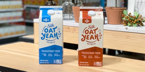 $2 Worth of Silk Non-Dairy Milk Coupons Available to Print