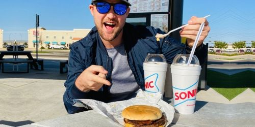 Sonic Drive-In Menu Deals and Happy Hour Specials