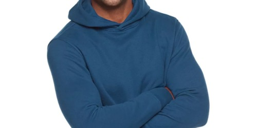 Up to 80% Off Men's Sonoma Goods for Life Hoodies + Free Shipping for Kohl's Cardholders
