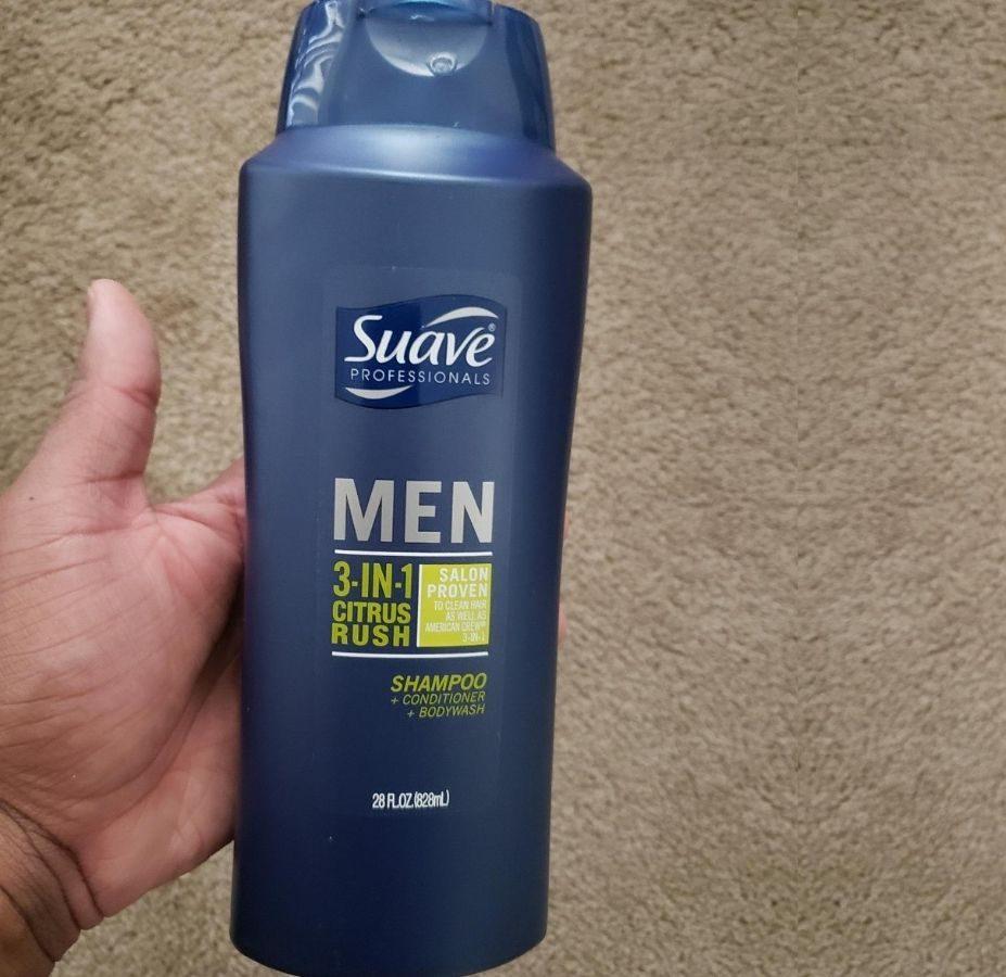 Suave Professionals Men's Body Wash
