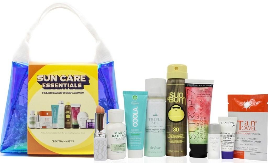 Sun Care Essentials 9-Piece Set