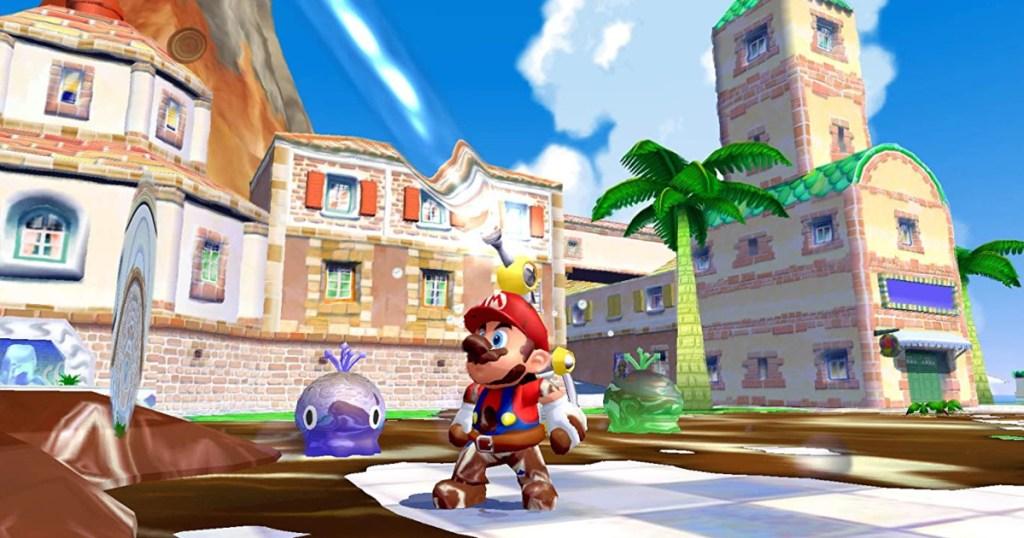 Super Mario 3D Nintendo Switch Game