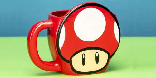 50% Off Character Mugs & Housewares on GameStop.com | Super Mario, Avengers, & More