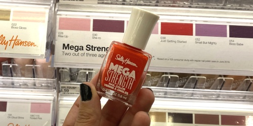 50% Off Sally Hansen, Revlon & More + Free Target Gift Card w/ $30 Purchase