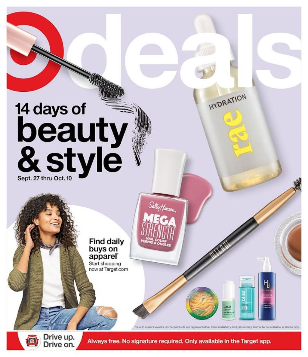 Target Ad Sept 27 Page 1