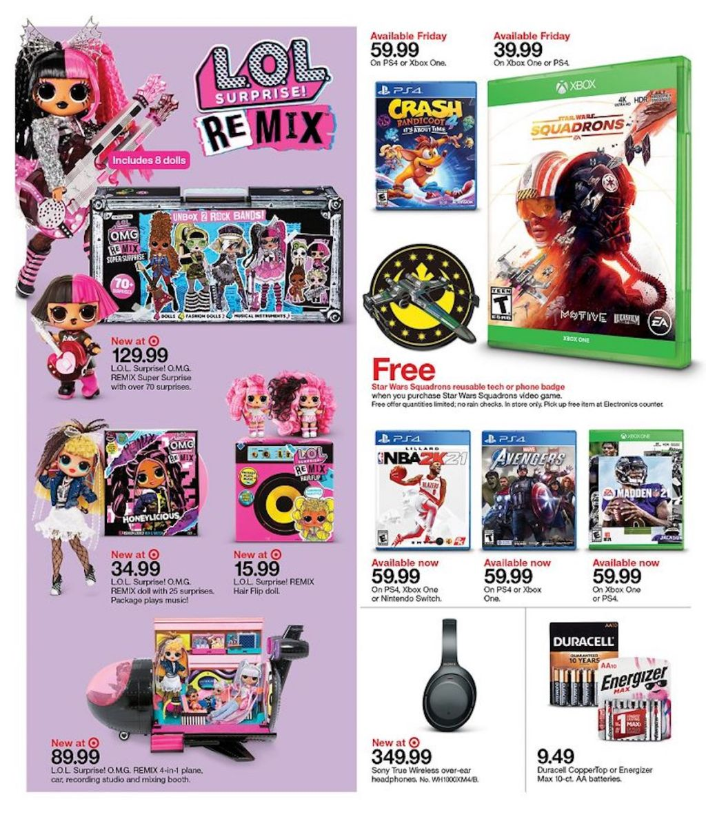 Target Ad Sept 27 Page 22