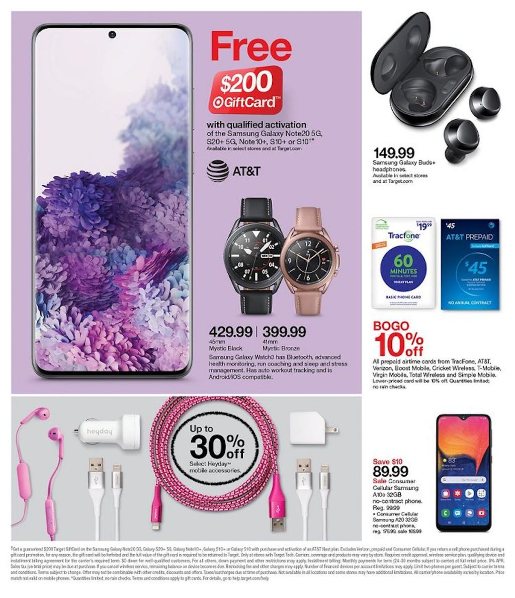 Target Ad Sept 27 Page 25
